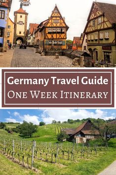 If Europe travel is on your bucket list, I highly recommend spending some time in Germany. - - My MartoKizza Europe Travel Tips, Places To Travel, Travel Destinations, Places To Go, Travel Info, Travel Deals, European Destination, European Travel, Mykonos