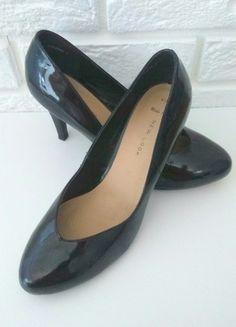 Kup mój przedmiot na #vintedpl http://www.vinted.pl/damskie-obuwie/na-wysokim-obcasie/13991288-szpilki-newlook-czarne