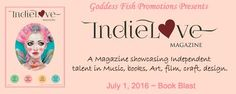 Queen of All She Reads: Book Blast & #Giveaway for IndieLove Magazine, Issue 2 - Enter to #Win a $10 GC... @goddessfish  #IndieLove Magazine