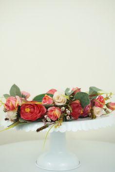 Flower Crown Modern Ukrainian Clothing! www.ukieboutique.com