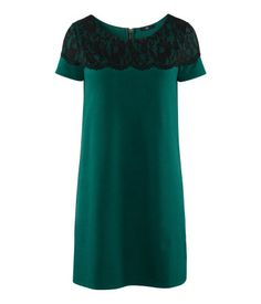 Dress (Dark Green). H & M. $29.95