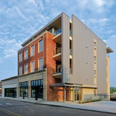 Southeastern Glass Building / Sanders Pace Architecture // Udane połączenie nowego i starego w Knoxville, USA. / The successful combination of new and old in Knoxville, TN, USA.