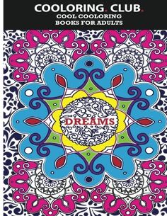 Coloring Books For Grown Ups Creative Mandala Patterns The