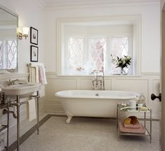 DREAM BATHROOM. Except with a different sink.