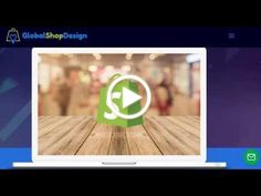 Watch this Video Custom Shopify Storefront by Global Shop Designs Creative web design agency focused on delivering innovative eCommerce st. Creative Web Design, Web Design Agency, Store Fronts, Ecommerce, Shopping, E Commerce