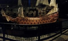 A spectacular battleship from the 1600's - Review of Vasa Museum, Stockholm, Sweden - TripAdvisor Stockholm Sweden, Battleship, Trip Advisor, Museum, Outdoor Decor, Travel, Voyage, Trips, Viajes