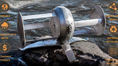 Dans la course aux énergies renouvelables, propres et pas chères, l'invention de l'hydrolienne domestique est un formidable pas en avant. Grâce à cet appareil à monter soi-même, un simple cours d'eau permet d'alimenter toute une petite maison en