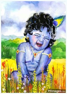 Today is Krishna Janmashtami, a Hindu festival celebrated for the birth of Lord Krishna, who was the eighth avatar of Lord Vishnu. Lord Krishna Images, Radha Krishna Pictures, Radha Krishna Photo, Krishna Photos, Krishna Art, Radhe Krishna, Shree Krishna, Little Krishna, Cute Krishna