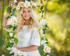 menyasszonyi virágkoszorú