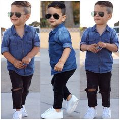 Baby fashion trends little girls new ideas Outfits Niños, Cute Teen Outfits, Little Boy Outfits, Teenage Girl Outfits, Toddler Boy Fashion, Little Boy Fashion, Toddler Boy Outfits, Fashion Kids, Trendy Fashion