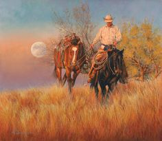 The National Cowboy & Western Heritage Museum in Oklahoma City is America's premier institution of Western history, art and culture. Cowboy Art, Cowboy And Cowgirl, Native American Art, American Artists, Wood Storage Box, Seascape Art, Heritage Museum, West Art, Wooden Jigsaw Puzzles