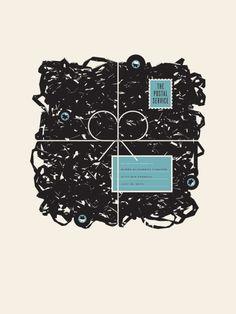 The Postal Service by Jason Munn - http://jasonmunn.com/ - music posters