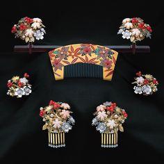 ミキモトの和装用かんざしをご紹介します。―日本を代表する世界のジュエラー MIKIMOTO(ミキモト)。1893年より、養殖真珠のオリジネーターとして、美を追求し続けています。