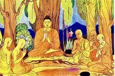 Minden jelenség lélektelen (All phenomena is soulless)  Forrás: http://www.beyondthenet.net/buddha/gallery/desc12a.htm