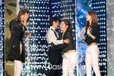 [PIC] f(x) with SM Town for SBS Gayo Daejun Press Pictures 2010.01.01 | the f(x) wave