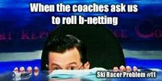 Ski racer problem #11 this is so my team