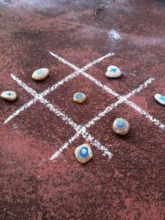 noughts and crosses for the playground
