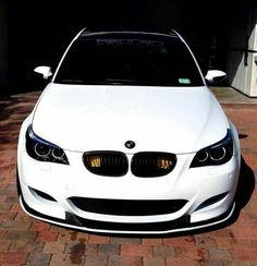 New Cars and Supercars! The Latest Cars… Bmw M5 E60, Bmw I8, E61 Bmw, Bmw White, Bmw Love, Bmw Series, Latest Cars, Bmw Cars, Amazing Cars