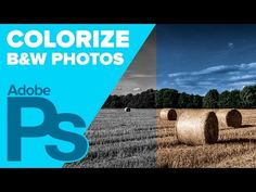 Colorize a Black and White Photo in Photoshop • IceflowStudios