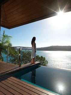 Luxury Interior Design Ideas Enhanced by Infinity Swimming Pools and Gorgeous Ocean Views-awesome!
