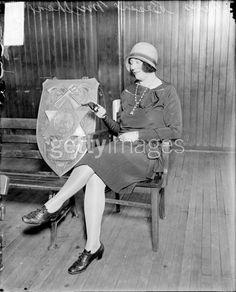 1929, Chicago Policewoman, Miss Bessie McShane