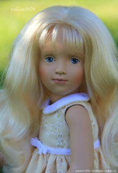 Любовь... Игровые куклы Petitcollin. Starlett с авторской росписью Сильвии Наттерер / Sylvia Natterer, Сильвия Наттерер. Коллекционно-игровые куклы / Бэйбики. Куклы фото. Одежда для кукол