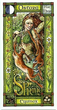 The Goddess and the Green Man Wiccan Art, Wicca Witchcraft, Pagan Witch, Wiccan Sabbats, Green Witchcraft, Witches, Yule, Tarot, Beltaine