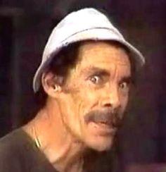 "Ramón Gómez-Valdés El chavo del Ocho ""Don Ramon"""