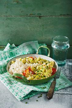 Gebratener Kohl mit Ei, ein sehr leckeres Rezept aus der Kategorie Gemüse. Bewertungen: 72. Durchschnitt: Ø 4,1.