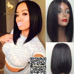 Cheap bob wigs human hair, Buy Quality wigs for black men directly from China bob shirts Suppliers: