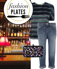 Refinery29: 5 Hot New NYC Restaurants And The Outfits To Match