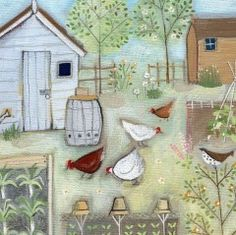 Louise Rawlings art - just love ALL her work!