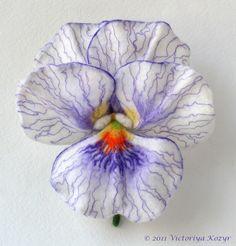 Pretty Pansy Flower
