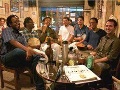 Coletivo Roda Gigante promove chorinho em Mogi das Cruzes