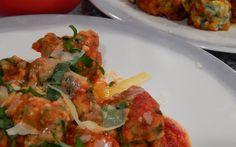 Spinach and Ricotta Gnudi | provokeasmile.com