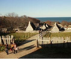 This month, step back in time with a dining experience like no other at Plimoth Plantation, with their Harvest Dinner & Thanksgiving Dinning (seats still available on select dates)! Learn more on MassFinds.
