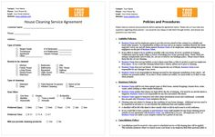 How To Create A Cleaning Invoice For Your Business