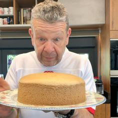 Recipe For 4, Sponge Cake, Pound Cake, Sin Gluten, Sweet Recipes, Food And Drink, Sweets, Bread, Cheese