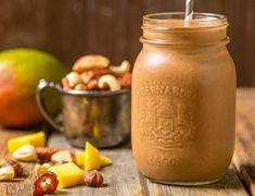 brazilian boss chocolate smoothie #bestsmoothie #vegasmoothie