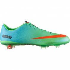 separation shoes 13b62 9a6c7 De opvallende #Nike Mercurial Vapor IX FG 555605 #voetbalschoenen voor  heren zijn gemaakt van