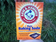 Baking Soda Weed Killer