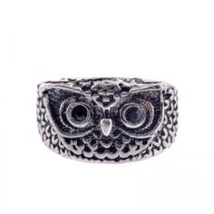 Charming owl ring Owl Ring, Charm Rings, Cuff Bracelets, Rings For Men, Charmed, Jewelry, Men Rings, Jewlery, Jewerly