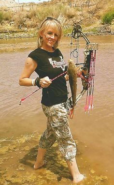 I am now addicted to bow fishing!! <3 hb