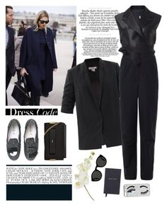 """All Black"" by kristy-bell ❤ liked on Polyvore"