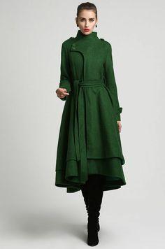 10 meilleures images du tableau Manteaux   vestes   Feminine fashion ... c93ac664d8e