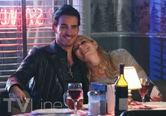 Emma and Hook - Season 4, Episode 13 'Darkness on the edge of town' #CaptainSwan