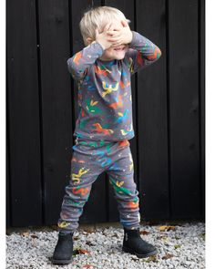 Leggings, Creature Design, Gray Background, Mythical Creatures, Kind Mode, Workout Tops, 6 Years, Snug Fit, Organic Cotton