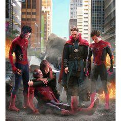Credit: artoftimetravel Marvel Fan, Marvel Heroes, Marvel Avengers, Spiderman Art, Amazing Spiderman, Miraculous, Avengers Poster, Iron Man Wallpaper, Marvel Comic Universe
