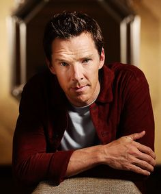 Benedict Cumberbatch by Dan MacMedan for USA Today