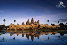 Siem Reap, Cambodia  Viking cruises aren't just in Europe!  Want to learn more? Contact me! mlaporte@thedestinationexperts.com